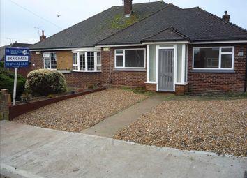 2 bed bungalow for sale in Marconi Road, Northfleet, Gravesend DA11