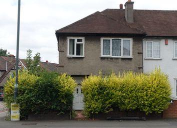 Thumbnail End terrace house for sale in Thornton Road, Croydon