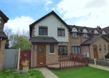Thumbnail 3 bed terraced house for sale in Boundary Green, Denton, Manchester