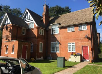 Thumbnail 1 bed flat to rent in 8 The Drive, Countesthorpe, Leicester