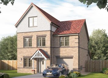 "Thumbnail 4 bed detached house for sale in ""The Napsbury"" at Highfield Villas, Doncaster Road, Costhorpe, Worksop"