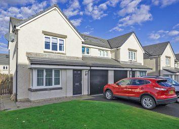 Thumbnail 3 bed semi-detached house for sale in Burnside Park, Aberdeen, Aberdeen
