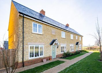 2 bed semi-detached house for sale in Jaspers Row, Ambrosden, Bicester OX25
