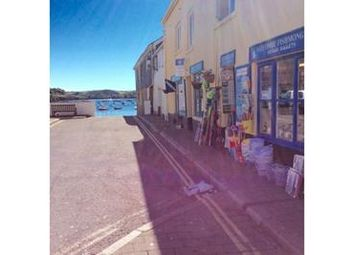Thumbnail Retail premises for sale in Salcombe Boat Hire & Fish Deli, 11 Clifton Place, Salcombe, Devon
