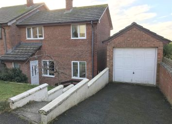 Thumbnail 2 bed semi-detached house to rent in Parc Godrevy, Newquay