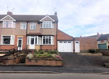 Thumbnail 3 bed end terrace house to rent in The Scotchill, Keresley, Coventry