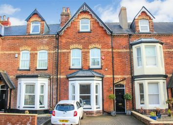 Thumbnail 4 bed terraced house for sale in Avenue Road, Scarborough, North Yorkshire