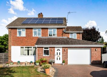 Thumbnail Detached house for sale in Meadway, Shrewton, Salisbury
