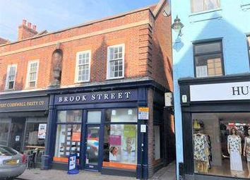 Thumbnail Retail premises to let in Market Place, St. Albans