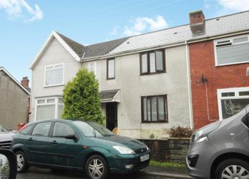 Thumbnail 3 bed terraced house for sale in Faraday Road, Clydach, Swansea