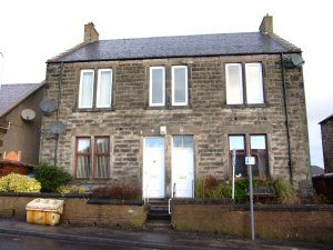 Thumbnail 2 bed flat to rent in Thistle Street, Dunfermline