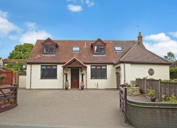 Thumbnail 3 bed detached bungalow for sale in Thame Road, Long Crendon, Aylesbury