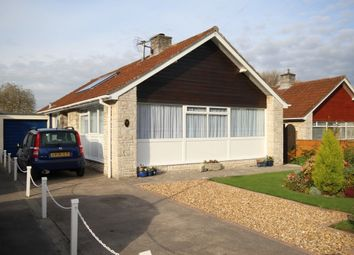 Thumbnail 3 bed detached bungalow for sale in Causeway Close, Woolavington, Bridgwater