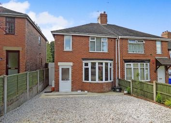 Thumbnail 2 bed property for sale in Lightwood Road, Lightwood, Longton, Stoke-On-Trent