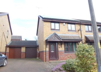 Thumbnail 3 bed semi-detached house for sale in Kingswood Road, Leyland