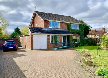 Thumbnail 4 bed detached house for sale in Church Street, Long Bennington, Newark