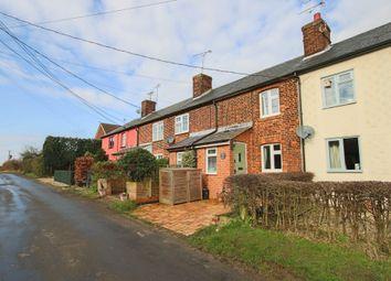 Thumbnail 3 bed terraced house for sale in Fallowden Lane, Ashdon, Saffron Walden