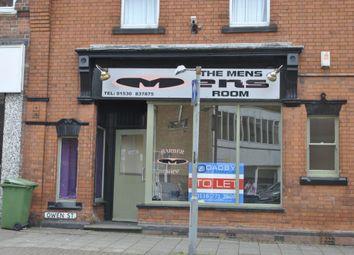Thumbnail Retail premises to let in Owen Street, Coalville