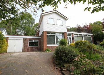 Thumbnail 3 bed detached house for sale in Manor Road, Madeley, Crewe