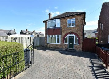 Thumbnail 3 bedroom detached house for sale in Wharfedale Avenue, Harrogate, North Yorkshire