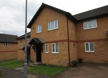 Thumbnail 2 bed property to rent in Underwood Close, Luton