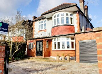 Thumbnail 5 bed detached house for sale in Bourne Hill, London