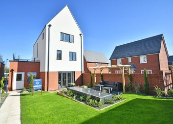 Thumbnail 4 bed detached house for sale in Park View, Tadpole Garden Village, Swindon