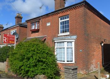 Thumbnail 2 bed end terrace house to rent in Firgrove Road, Southampton