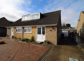 Thumbnail 2 bed semi-detached house for sale in Ennerdale Close, Daventry