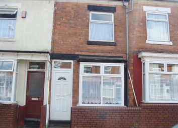 Thumbnail 2 bed terraced house to rent in Markby Road, Hockley, Birmingham
