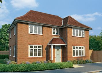 "Thumbnail 4 bed detached house for sale in ""Shaftesbury"" at Salisbury Road, Marlborough"