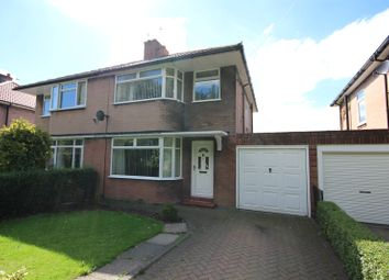 Thumbnail 3 bed semi-detached house for sale in 51 Beech Grove, Stanwix, Carlisle, Cumbria