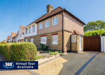 Thumbnail 3 bed semi-detached house for sale in Appletree Avenue, Yiewsley, West Drayton