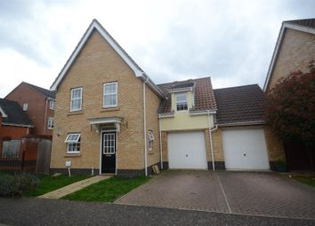 Thumbnail 4 bed detached house for sale in Old Catton, Norwich