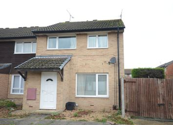Thumbnail 3 bedroom end terrace house to rent in Trusthorpe Close, Lower Earley, Reading