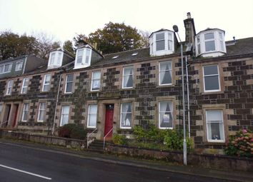 Thumbnail 1 bed flat for sale in Attic Flat, 17, Victoria Place, Port Bannatyne, Isle Of Bute
