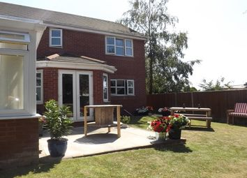 Thumbnail 4 bed property to rent in The Heritage, Leyland