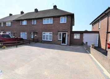 Thumbnail 3 bed semi-detached house to rent in Blumfield Crescent, Burnham, Slough