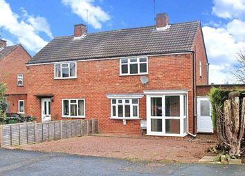 Thumbnail 2 bedroom semi-detached house to rent in Salwarpe Road, Bromsgrove