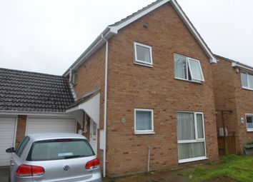Thumbnail 3 bed property to rent in Apsley Way, Longthorpe, Peterborough