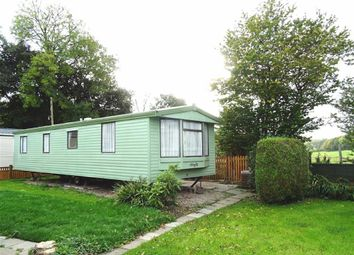 Thumbnail 3 bed mobile/park home for sale in Llangyniew, Welshpool