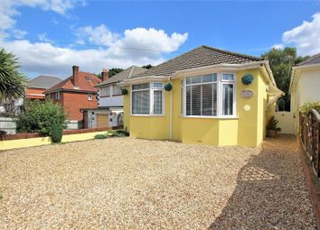 Thumbnail 3 bed detached bungalow for sale in Pine Vale Crescent, Bournemouth