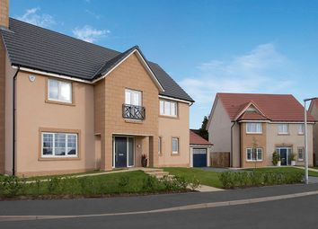 "Thumbnail 5 bed detached house for sale in ""The Hexham"" at Vert Court, Haldane Avenue, Haddington"