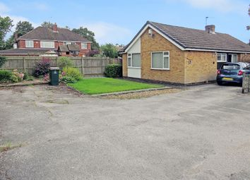 Thumbnail 2 bedroom detached bungalow for sale in Tudor Avenue, Coventry