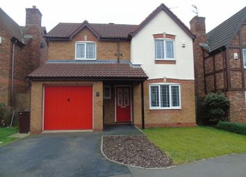 Thumbnail 3 bed detached house for sale in Balmoral Way, Prescot