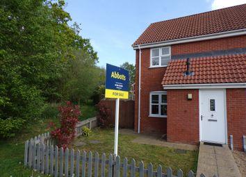 2 bed end terrace house for sale in Downham Market, Norfolk PE38