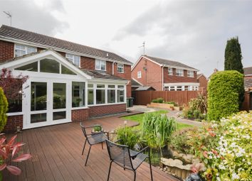 Thumbnail 4 bed detached house for sale in Little Johns Close, South Bretton, Peterborough
