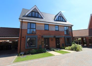 Thumbnail 3 bed semi-detached house for sale in York Drive, Cambridge