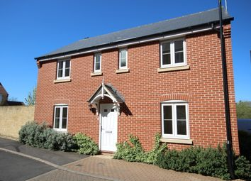 Thumbnail 4 bed detached house to rent in Old Tannery Way, Milborne Port