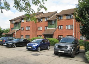 Thumbnail 2 bed flat for sale in Bernards Close, Barkingside